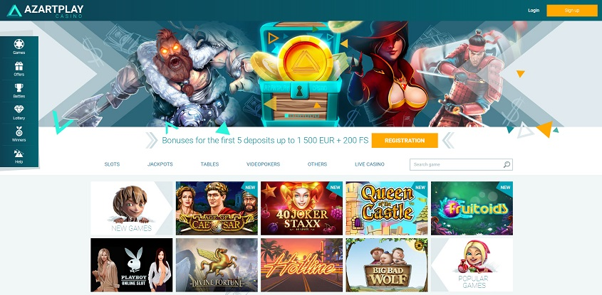 официальный сайт best casinoz info казино azartplay