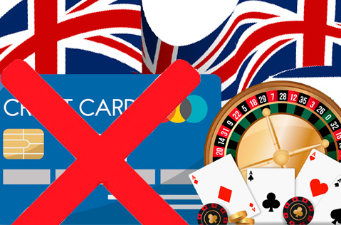 The UK Could Ban the Use of Credit Cards in Gambling