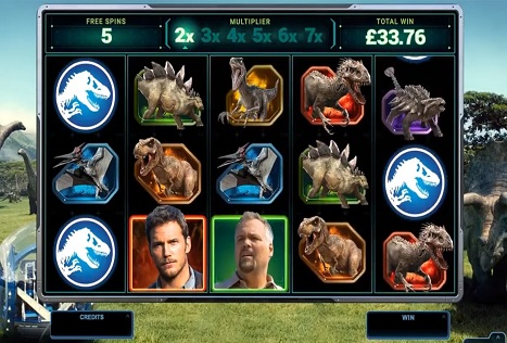 Microgaming Jurassic World Now on All Platforms