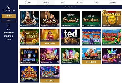New UK Casino Ready to Take on a Very Competitive Marketplace