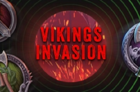 Join the Viking Invasion and win Your Share of £20,000 on Unibet