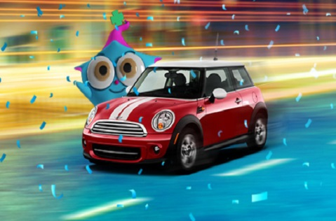 Mini Cooper to be Won at DrueckGlueck Casino