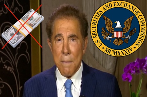 Steve Wynn Gets No Compensation In Terminated Deal But Keeps Shares