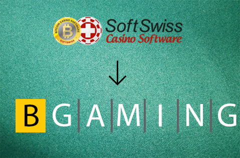 SoftSwiss Undergoes Rebranding – Welcome BGaming