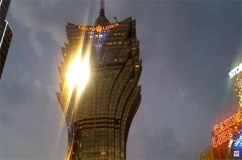 Macau Revenue Dips in February