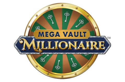 Win the World's Biggest Jackpot on Mega Vault Millionaire
