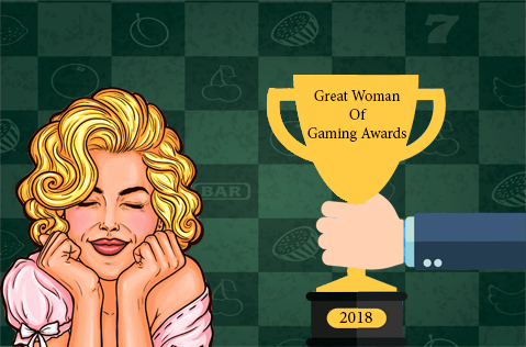 Great Women of Gaming Award 2018