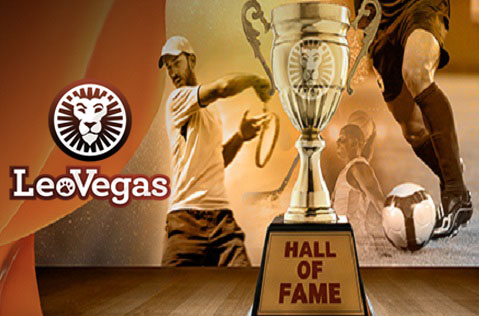 LeoVegas Hall of Fame Heats Up in the Summer