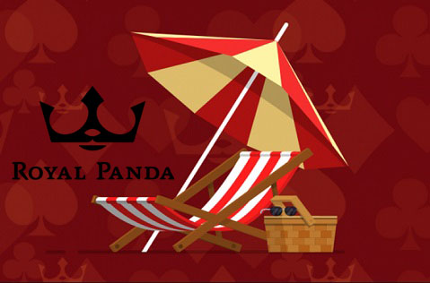 Daily Prizes this Summer on Royal Panda Casino