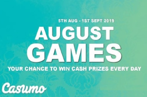 A Smash Hit Summer Promotion on Casumo Casino