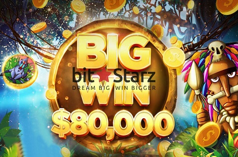 A Merry Christmas for One BitStarz Jackpot Winner