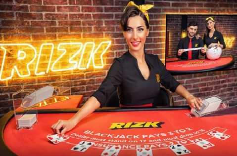 €10,000 to be Won in Rizk Blackjack Bonanza