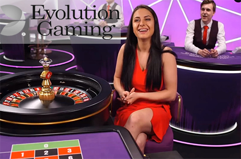 Evolution Gaming launches new Live Casino Games