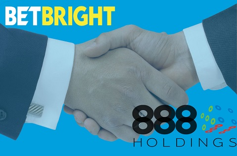 888 Holdings Acquires BetBright Sports Betting Platform