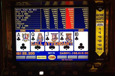 Five Top Tips — How to Win at Video Poker